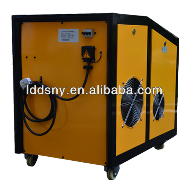 Oxyhydrogen engine carbon clean machine / Car engine performance improve machine
