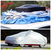 Cheap automobile Solar Car Cover anti-dust automatic cover Water resistant car cover