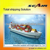 sea freight forwarder to alexandria/egypt from Shenzhen or Guangzhou to Europe