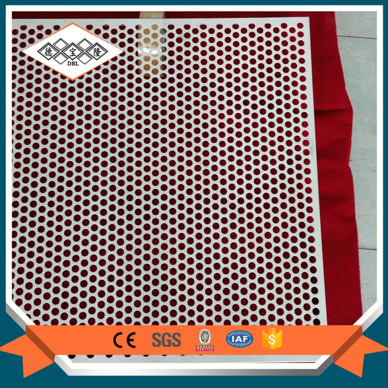 Class A copper plate perforated metal sheet mesh low price