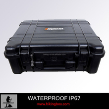 515*434*200mm plastic tool case with Matt surface