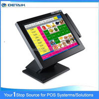DTK-POS1556 15 Inch All in one POS Machine Touch Screen Bill Payment Machine