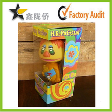 2016 Custom design full color printing plastic toy box,electronic toy box,intelligence toy packaging