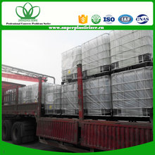 high range water reducer chemical admixture used in rapid hardening concrete