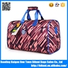 2017 Hot sale waterproof nylon sport gym bag travel bag made in China