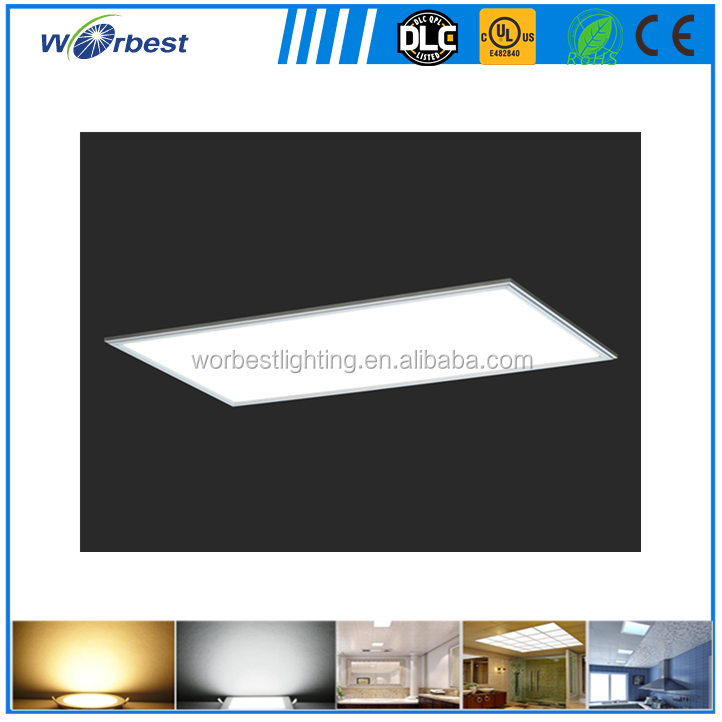 manufacturer cheap price lighting 50w 2X4 ultra thin led panel light housing ul listed