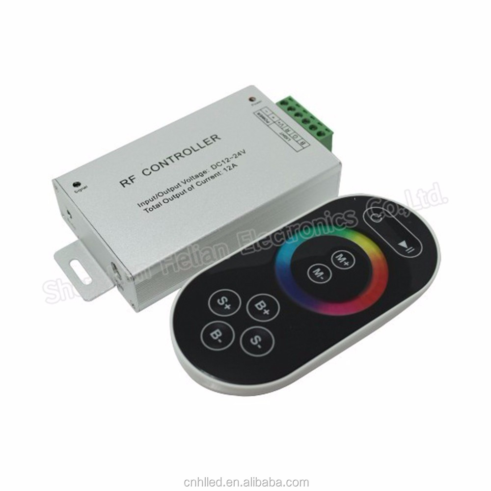 led controller touch rf controller rf rgb led touch controller