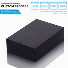 (w*h*l)58*24*80 round electrical junction box box aluminum custom made control metal box