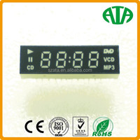 DVD VCD digit numeric display signage