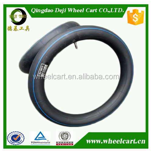 4.50-12 Motorcycle Tire and natural rubber inner tube