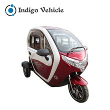 2017 New food grade electric tricycle manufacturer in china