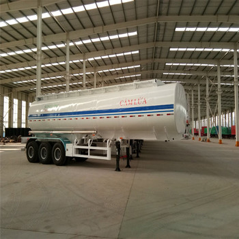 Chemical Liquid tanker trailer on sale