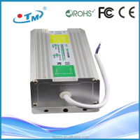 IP67 waterproof led SMPS ac to dc 12V 10A constant voltage 120W led driver high efficiency power transformer
