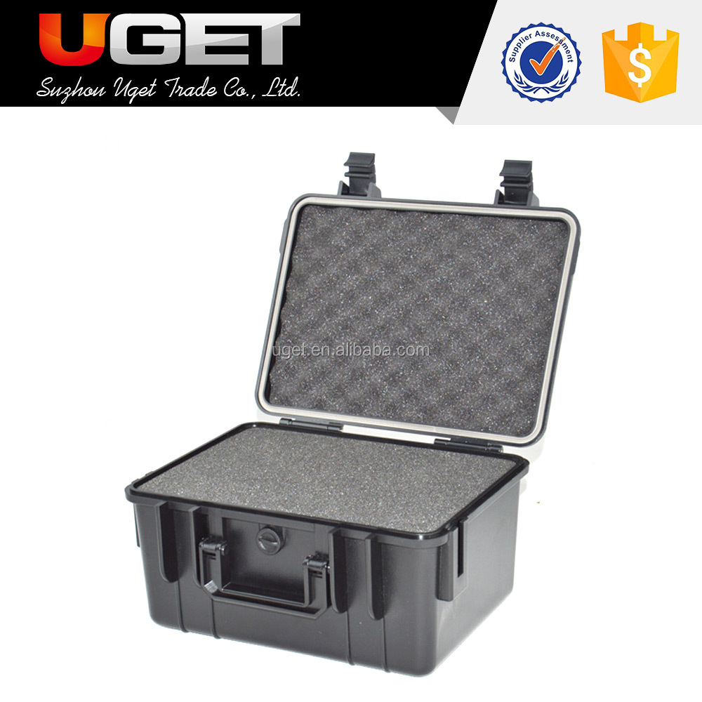 Keep equipment safe military waterproof plastic carrying tool case