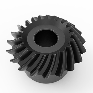 ISO9001 Factory custom Steel Straight Bevel Gears
