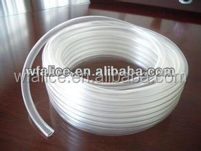 China pvc transparent clear hose/tube/pipe factory