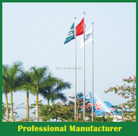 Aluminum outdoor flag pole from China