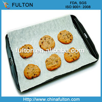 parchment paper with double sides or one side silicone coated