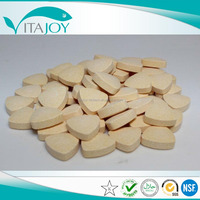 High quality nutrition supplement probiotic colostrum calcium chewable tablet improve immune