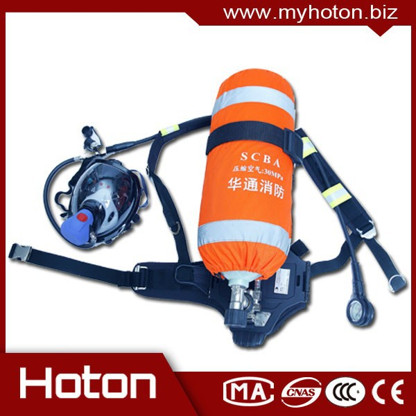 Hot selling 9L RHZK9 firefighting air breathing apparatus made in China