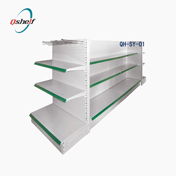 Brand new liquor shelf with high quality light shelf cigarette shelf