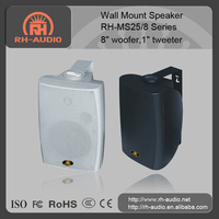 Fashion Style Wall Mount Speaker with 2 way 8 inch woofer and 1inch tweeter