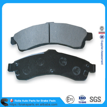 No Dusty Truck Brake Pad Backing Plate For 7759-D882 Brake Pad 12497782