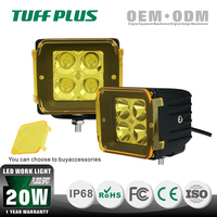 TUFF PLUS 3 Quot CUBE LED