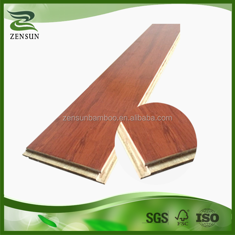 Sport used playground indoor stained strand woven bamboo flooring