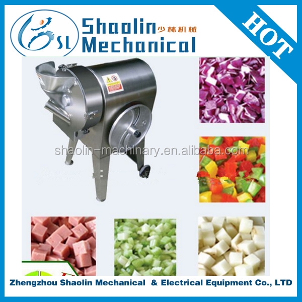 Best Seller potato slice cutting machine with lowest price