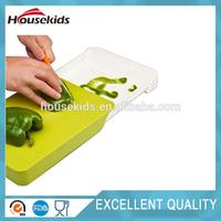 Professional premium quality rectangle cutting board with drawer for wholesales