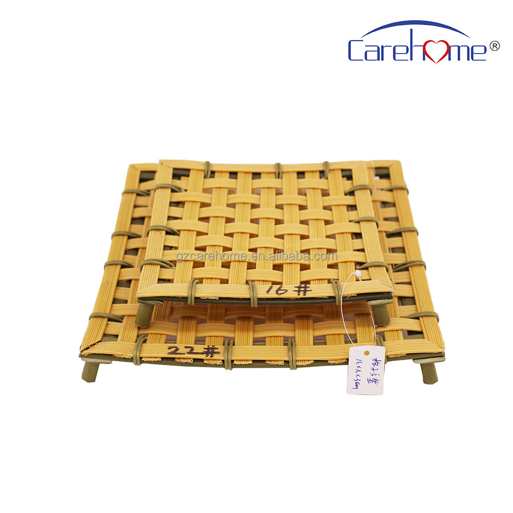 Hot Sale Chinese Chip polypropylene bamboo food basket for sushi