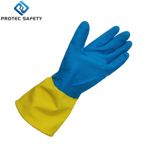 Disposable High Quality Industrial Latex Gloves