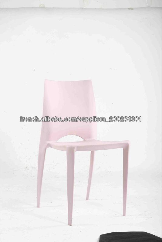 Nouvelle salle manger chaise en plastique 1547 meubles for Chaise de salle a manger en plastique