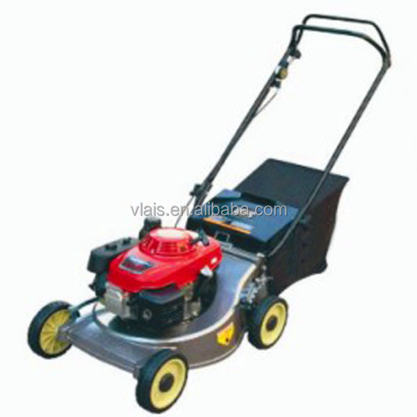 Gasoline power easy control low noise export price grass cutting machine by hand