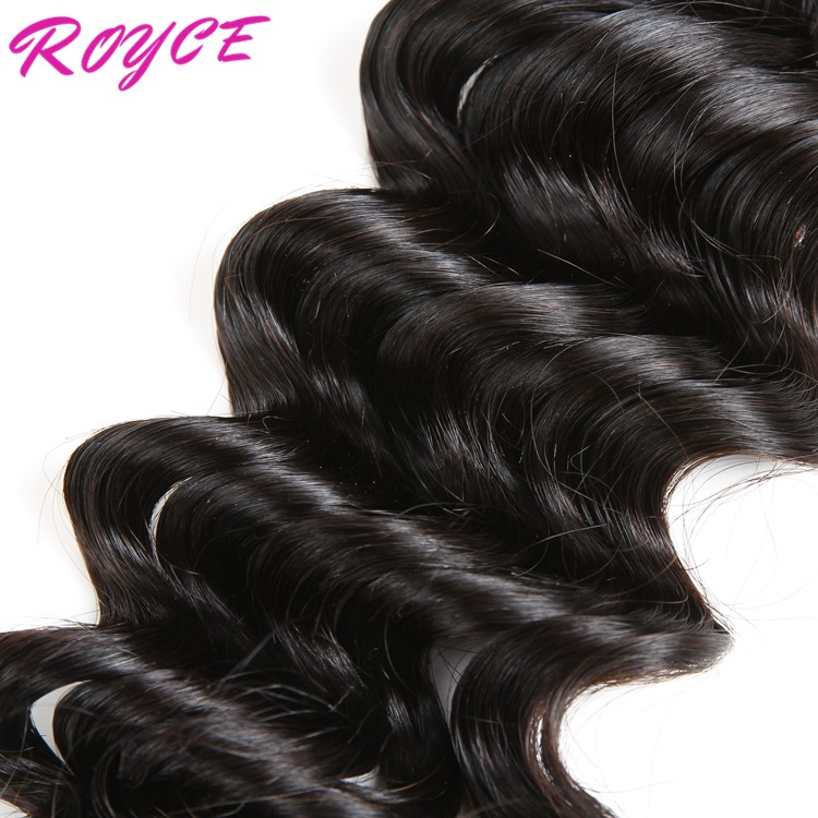 Can Be Dyed Restyled Virgin Human Hair Bundles Sensual Hair Weave