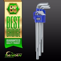 Superior Quality Free Sample Hand Tools Square Allen Wrench And Hex Key Sets