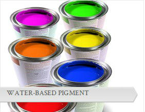 polyester pigment paste for textile printing