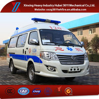 Best Selling Products New Medical Equipment Transport Type Ambulance Van