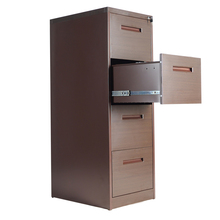 Godrej office furniture wood type steel file cabinet metal filing 4 drawer cabinet and vault