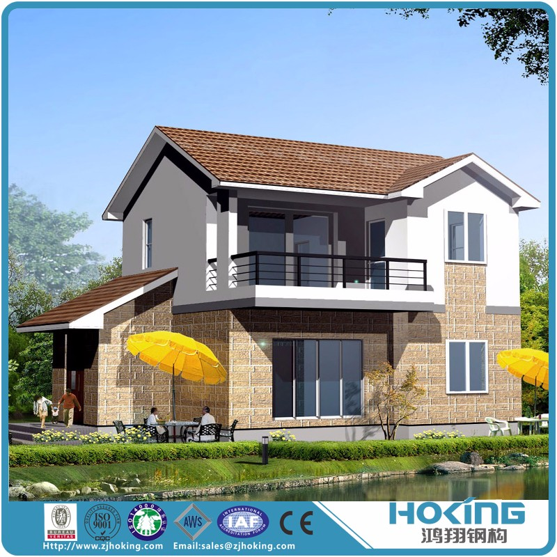 Professional Manufacturer of Prefab House for Vacation/Holiday