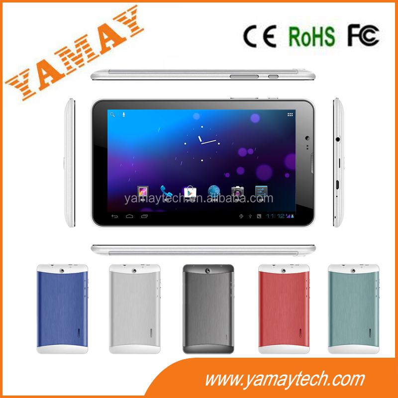 Good factory price 7 inch MTK tablet pc android 4.2 with two camera
