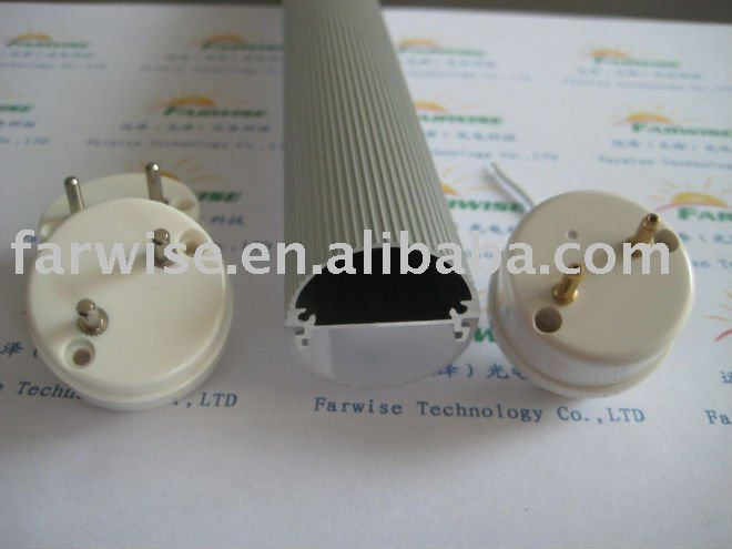 Fluorescent led light T8 tube cover