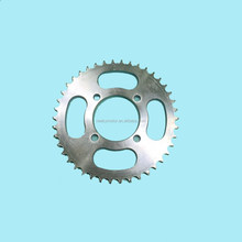 NEEKY High Quality Motorcycle Spare Parts Chain Sprocket TVS HLX 125 China Price