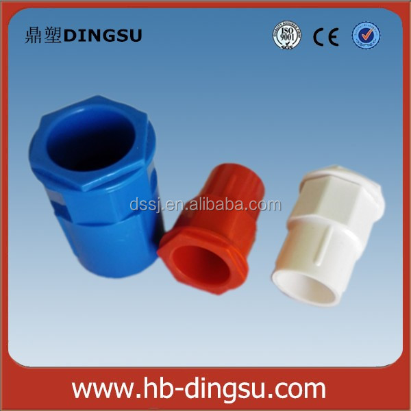 UPVC pipe and fitting/electrical pvc conduit and fittings/underground water supply pipe