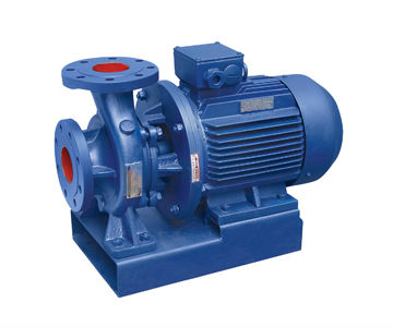 Sanchang horizontal centrifugal water pump, high-rise building supply water, long-distance water transfering