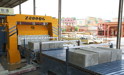 New Product Concrete Foam Block Machine Production Line Foam Cement Block Machine