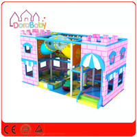 Educational indoor playground for children, amusement theme play park