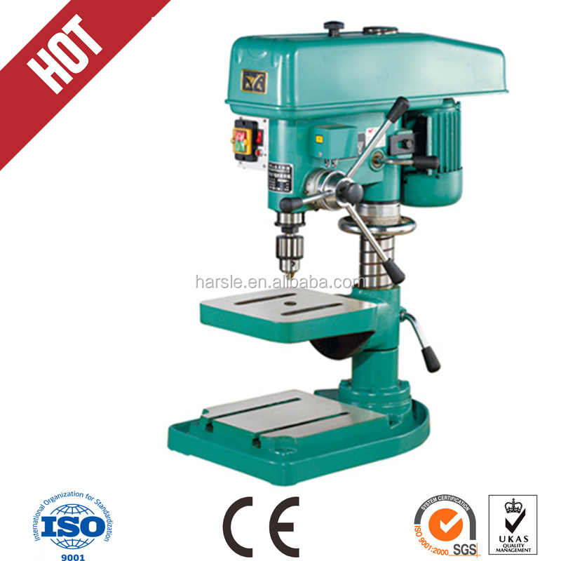 high precision and power table bench drilling machine