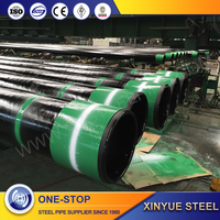 api 5ct p110 j-55 oil casing steel pipe for oil field excellent service